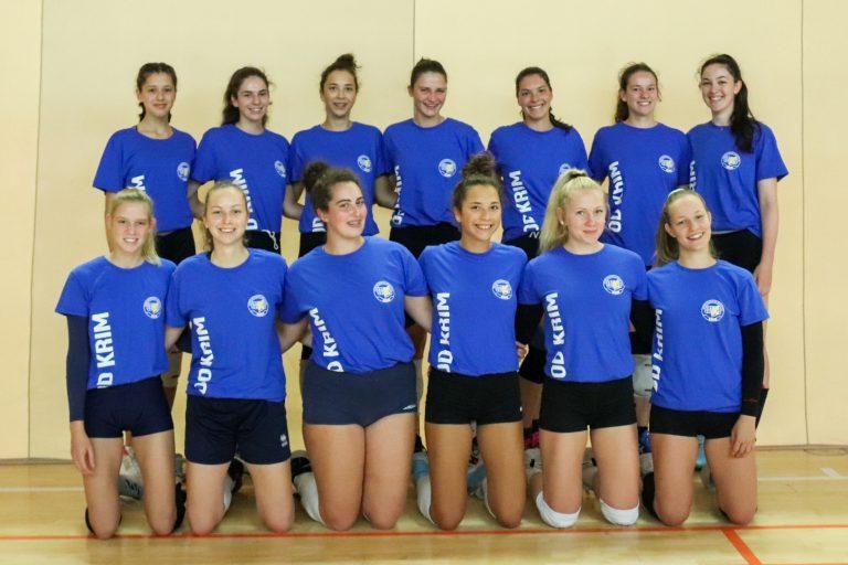 Prva ekipa OD Krim