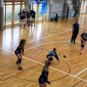 Kvalifikacije za 1. ligo mladink 1.krog